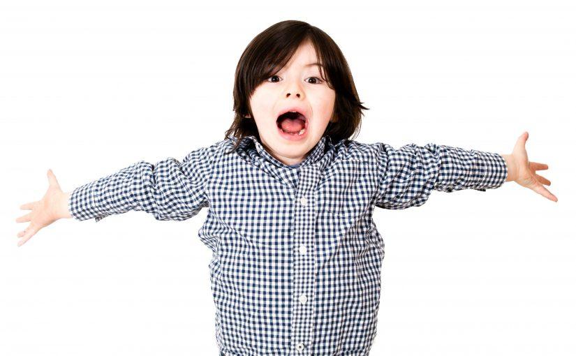 Top 5 der beliebtesten Tatorte von kindlichen Wutanfällen